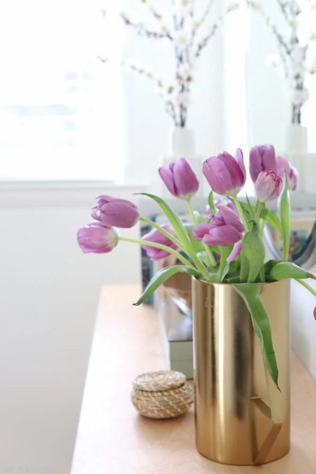 fauxdenza_mirror_Spring_branches_books_flowers-7