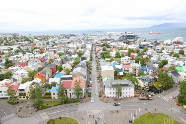 Travel_Iceland_Reykjavik-views-from-church