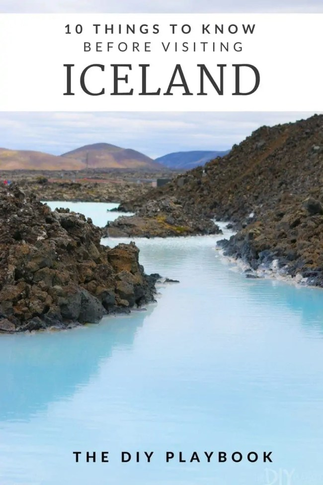 10 things to know before visiting Iceland