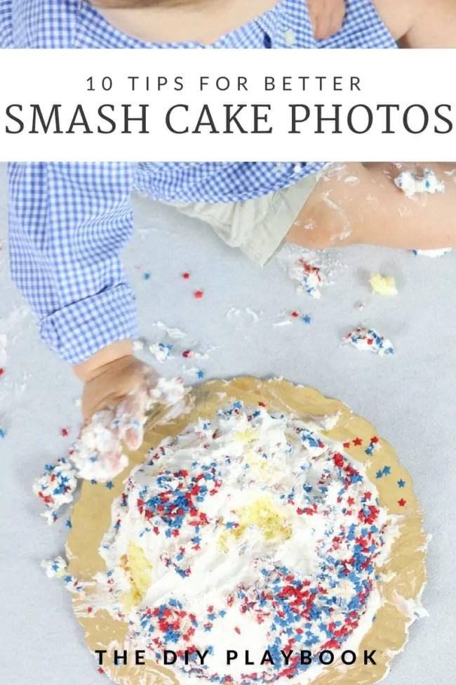 Smash Cake Photos