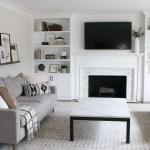 Tips To Style A Round Coffee Table In Your Living Room The Diy Playbook