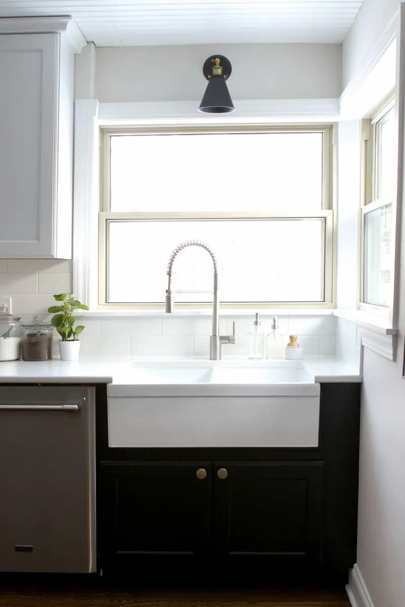 consider when choosing a farmhouse sink