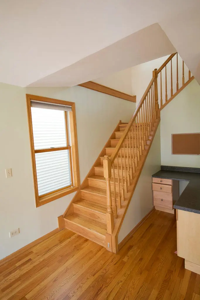 Metal Stair Railings Makeover Inspiration The Diy Playbook | New Stair Railing Cost | Staircase Ideas | Glass Railing | Staircase Design | Stair Parts | Wooden Stairs