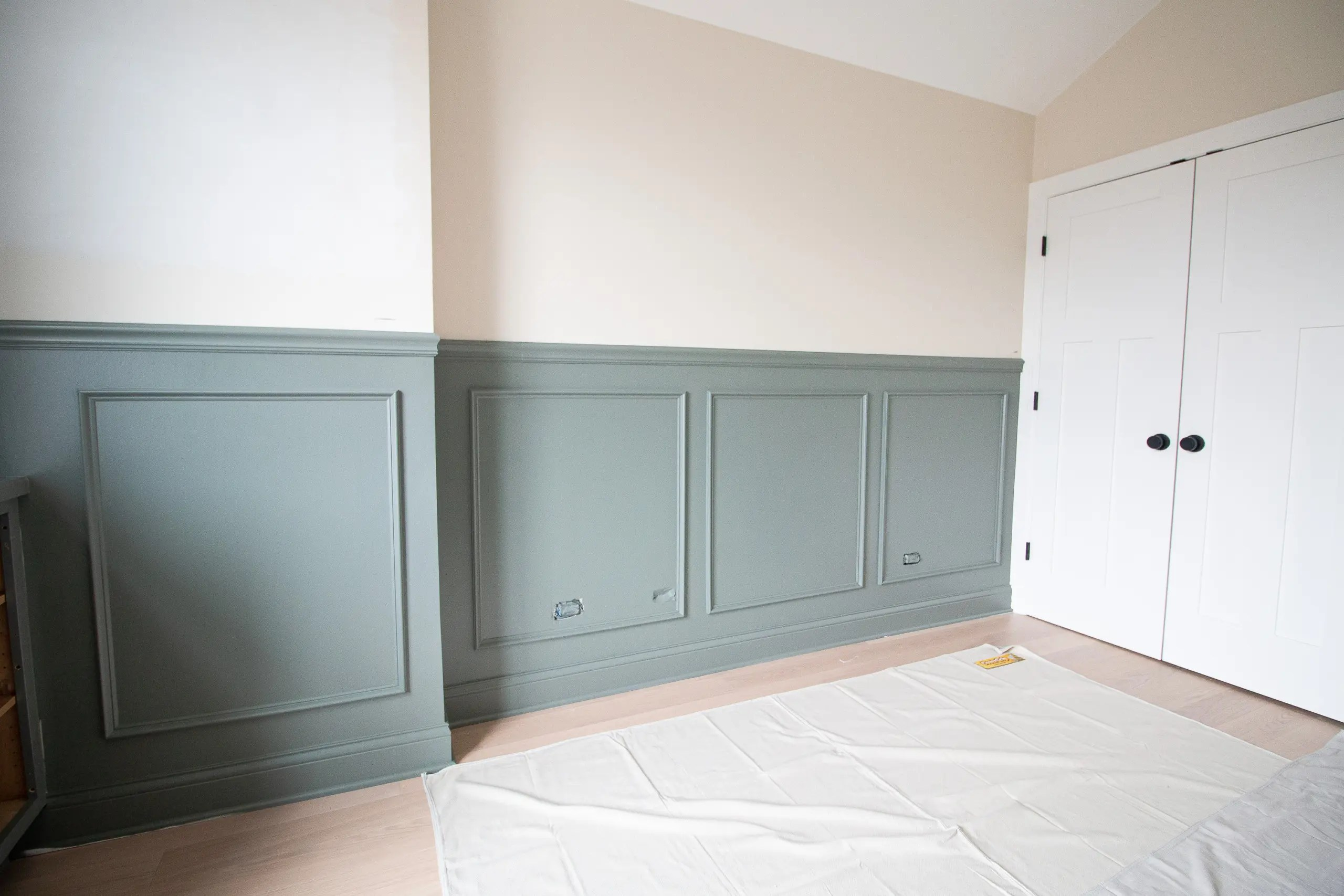 How To Add Chair Rail Picture Frame Molding The Diy Playbook