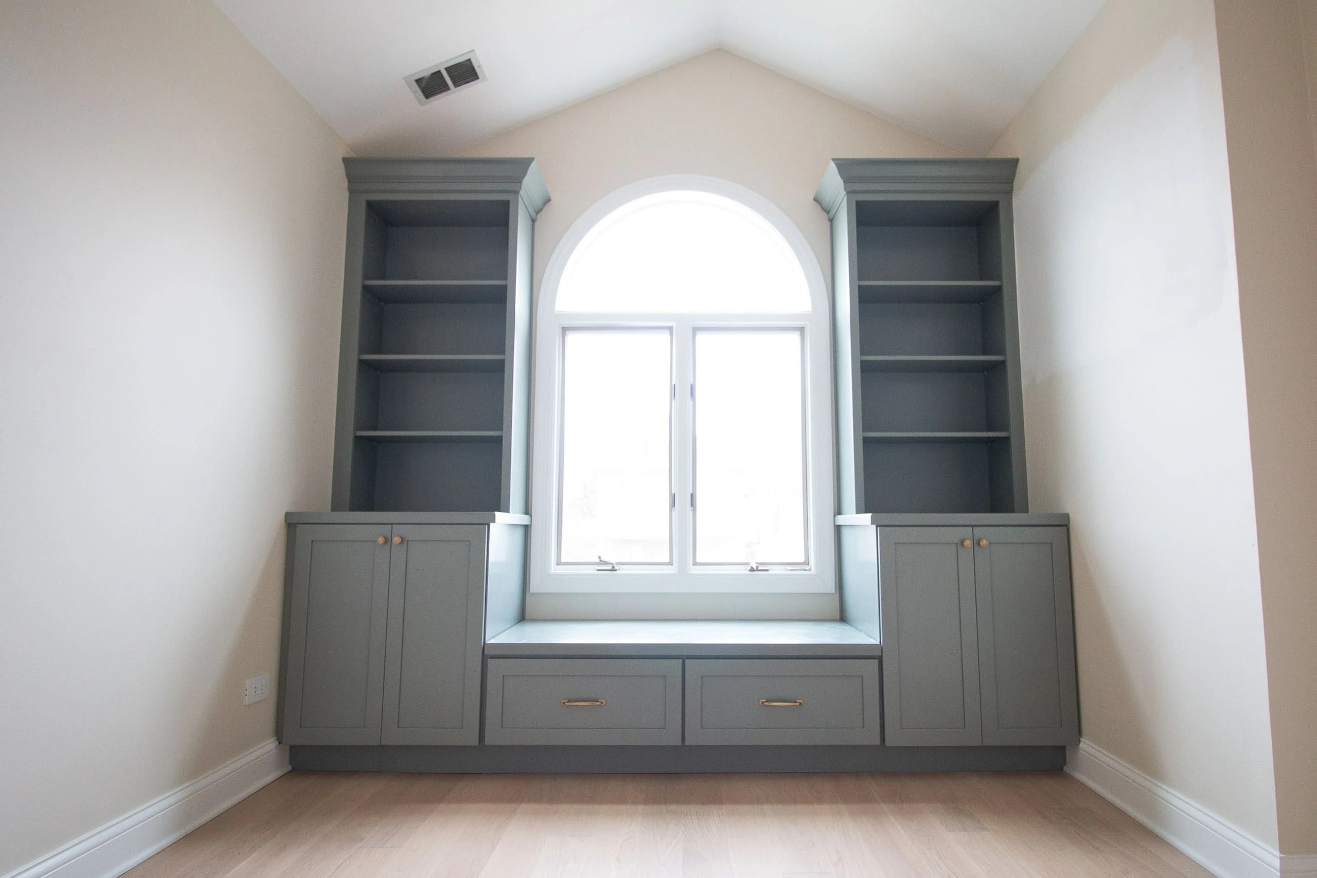 arched window treatment options the