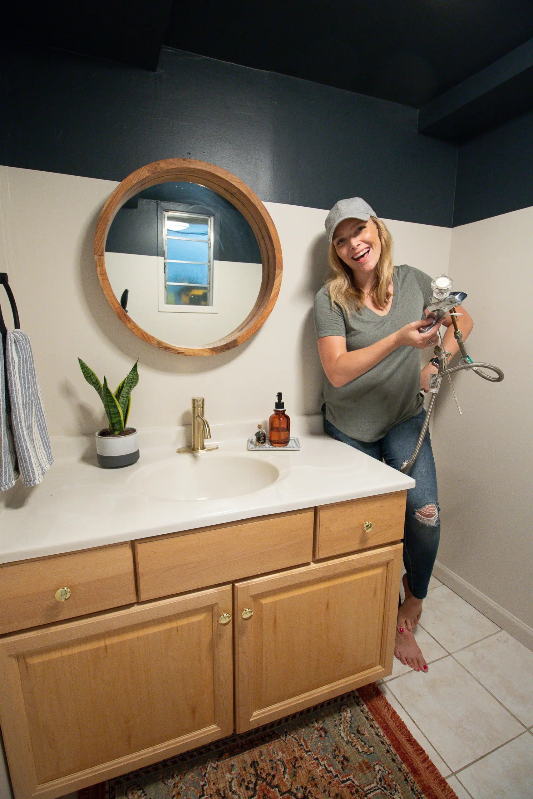 tips to install a bathroom faucet the