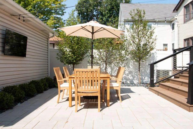 Our new backyard makeover reveal