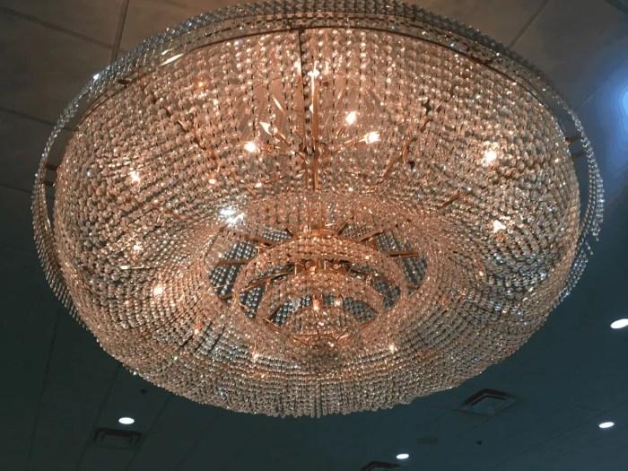 sweet 16 chandelier