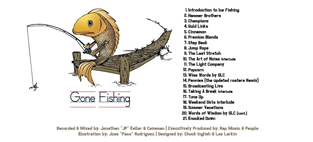 Gone Fishing track list