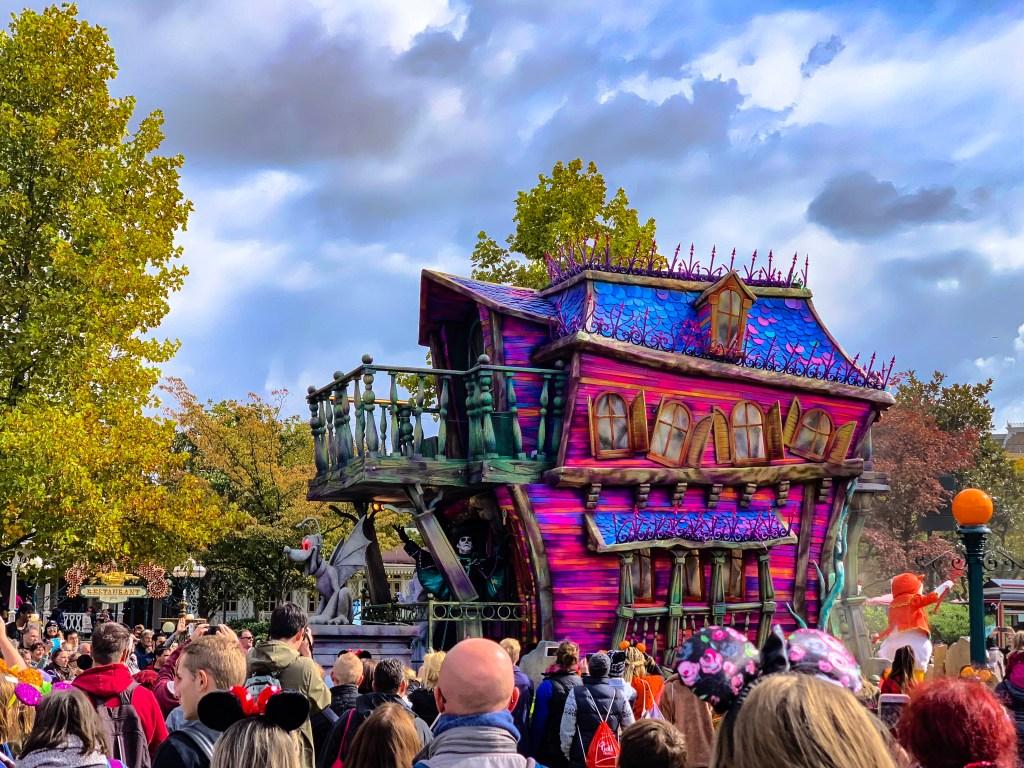 review - disneyland paris halloween 2018 | the dlp geek
