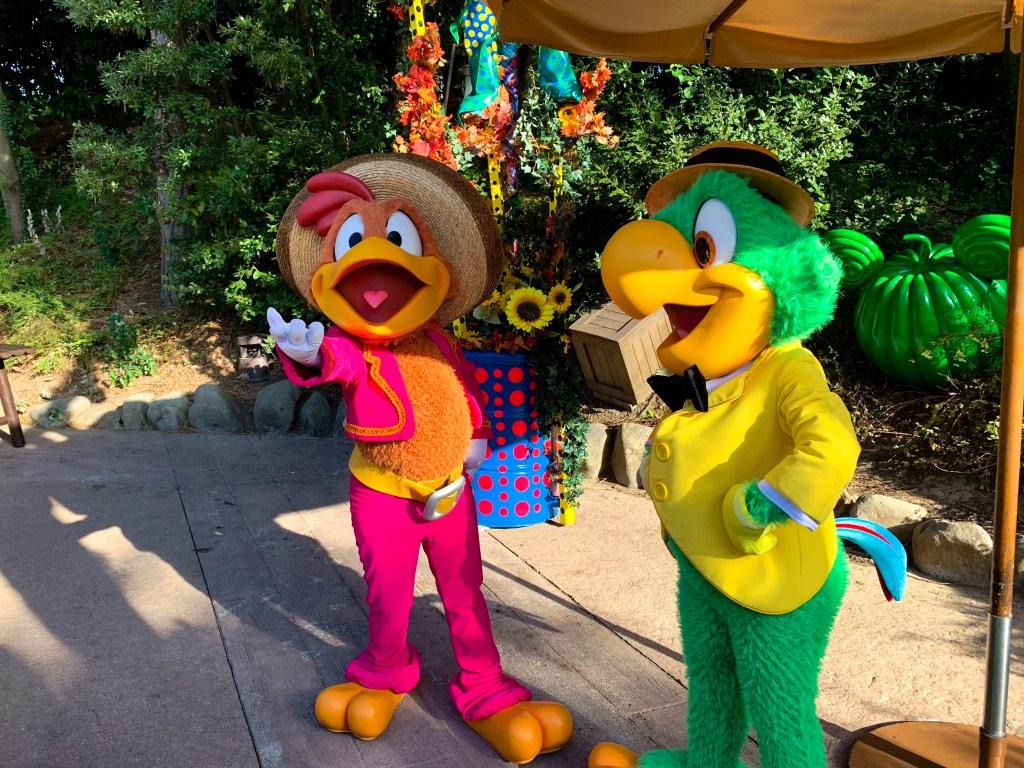 Disneyland Paris Halloween Jose and Panchito