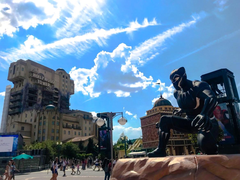 Disneyland Paris 2018 Marvel Summer