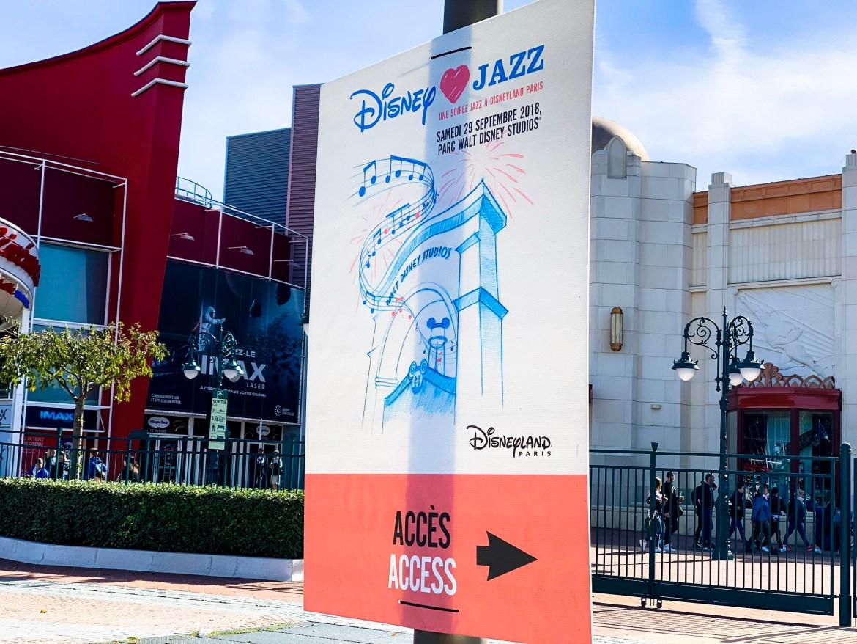 Disneyland Paris 2018 Jazz