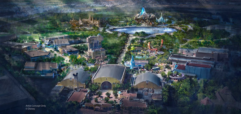 Disneyland Paris 2018 WDS