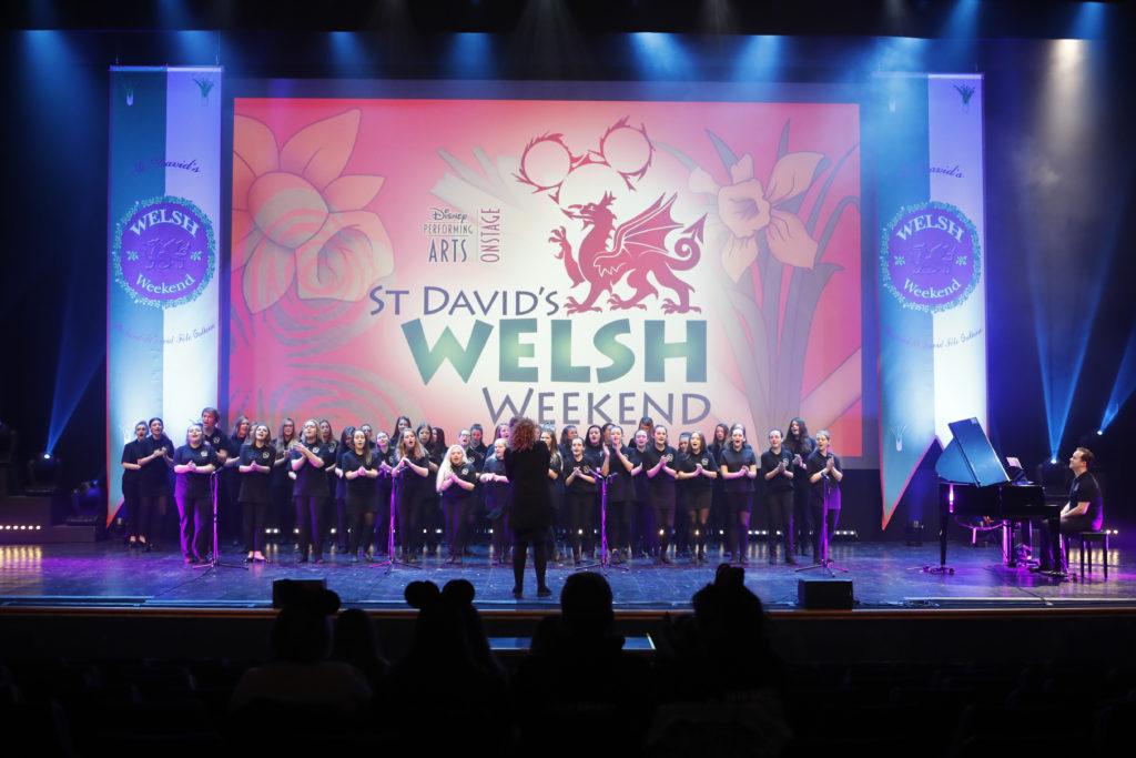 St. David's Day music