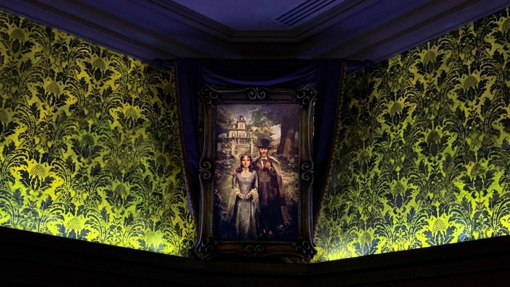 Phantom Manor Refurbishment wallpaper