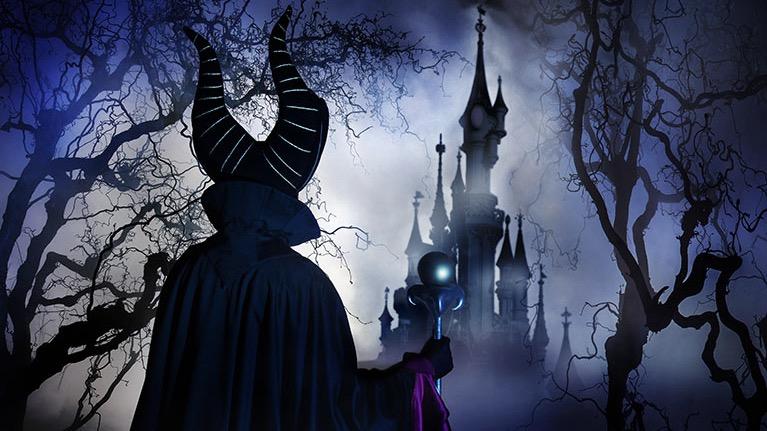 Disneyland Paris Halloween party 2019 characters