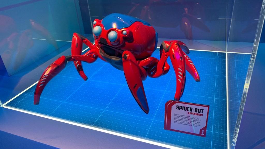 Spider-Man Spider-Bot