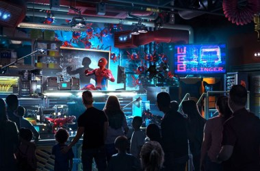 Web-Slingers: A Spider Man Adventure at Avengers Campus in Walt Disney Studios Park