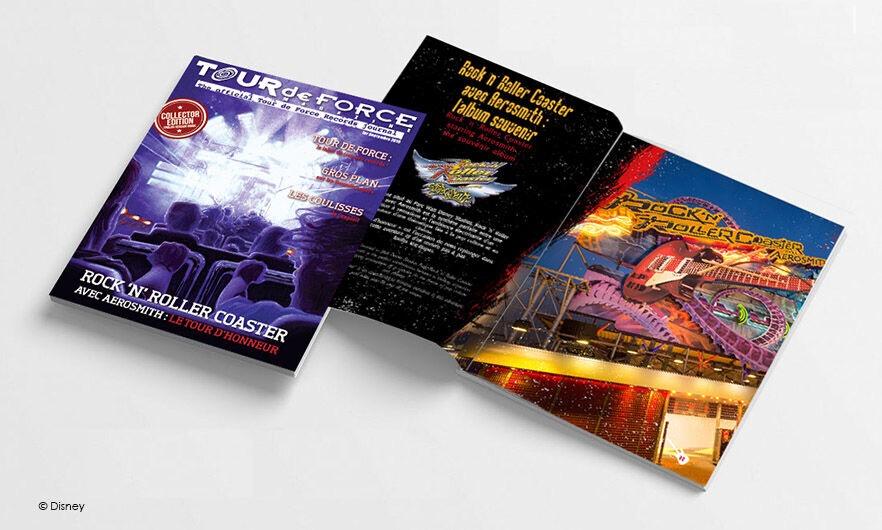 Rock 'n' Roller Coaster magazine