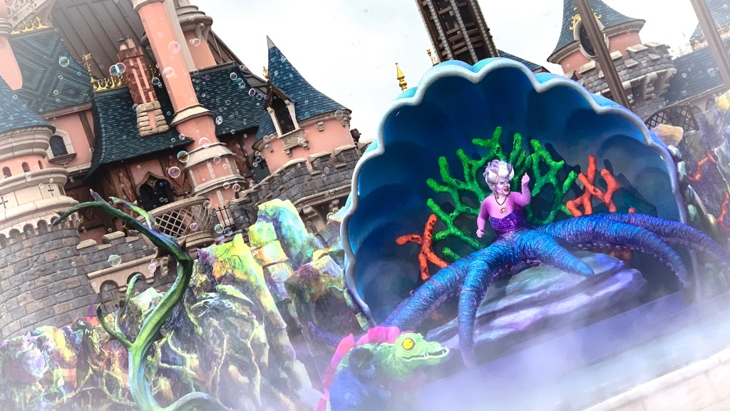 Are You Brave Enough as part of Disney's Halloween Festival at Disneyland Paris
