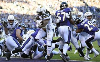 Chargers Ravens