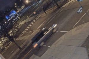 DC Police Still Searching For Driver Who Struck A Pedestrian.