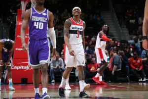 A Late Game Surge From Beal Lifts Wizards To 121-115 Win Over Kings