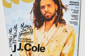 J.Cole Covers April Issue of GQ