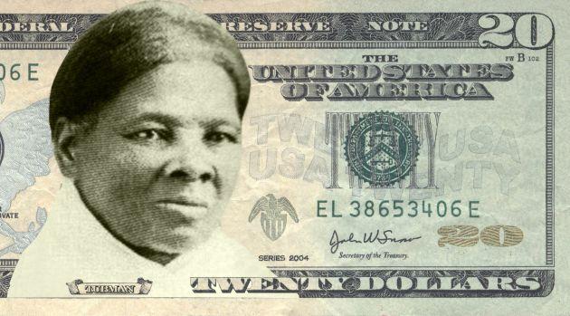Harriet Tubman Bill