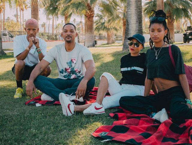 Smith Family Coachella