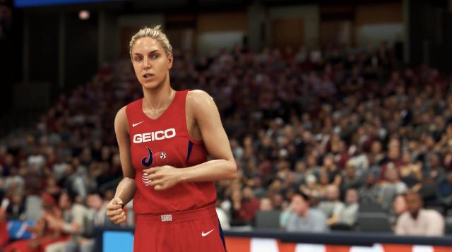 WNBA NBA2K20