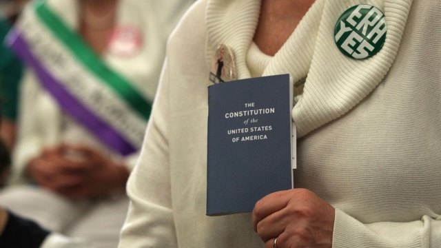 Virginia passes Equal Rights Amendment, becoming 38th state to approve landmark resolution.