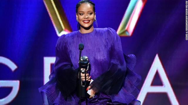 Rihanna NAACP Image 2020