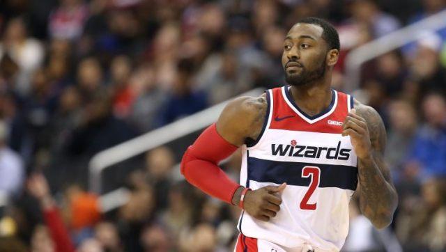 Washington Wizards rule out John Wall returning this season