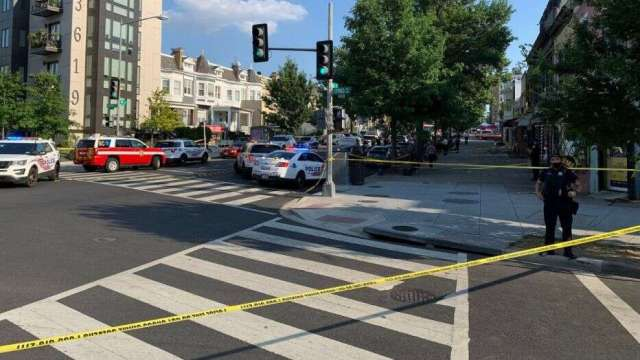 Man killed, 8 others injured in Northwest DC shooting