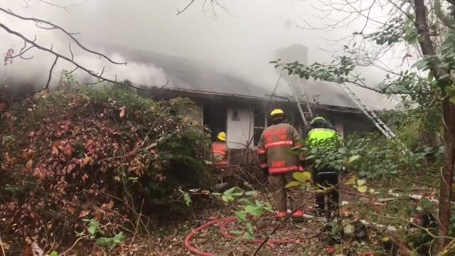 Prince George's County firefighters find 1 resident dead after a house fire in Laurel