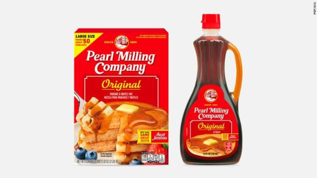 Pearl Milling Company Replaces Aunt Jemima Name & Logo