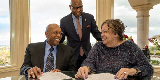 Former Morgan State Student Calvin E. Tyler Jr. Donates $20 Million to the University