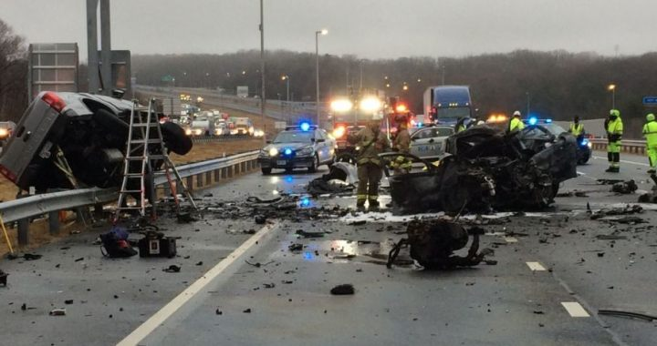 3 dead after fiery multi-vehicle crash in Prince William County