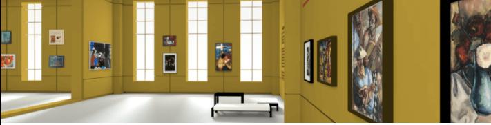 Howard U Virtual Art Gallery Pays Tribute to Trailblazing Artist David Driskell