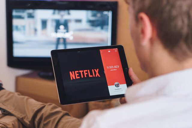 Netflix Stopping Password Sharing