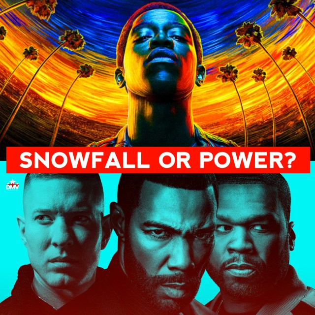 TV Series Debate: Snowfall Vs. Power