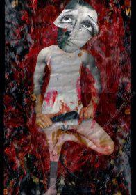 IT WASN'T ME, MAMA. 42 x 29 cm [A3]. 2001. 1/1
