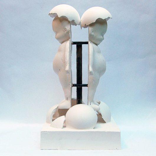 FRAGILE POSSIBILITIES - 54 x 26 x 26 cm. 2020. 1/1