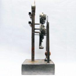 GAUGE - 67 x 26 x 26 cm. 2020. 1/1