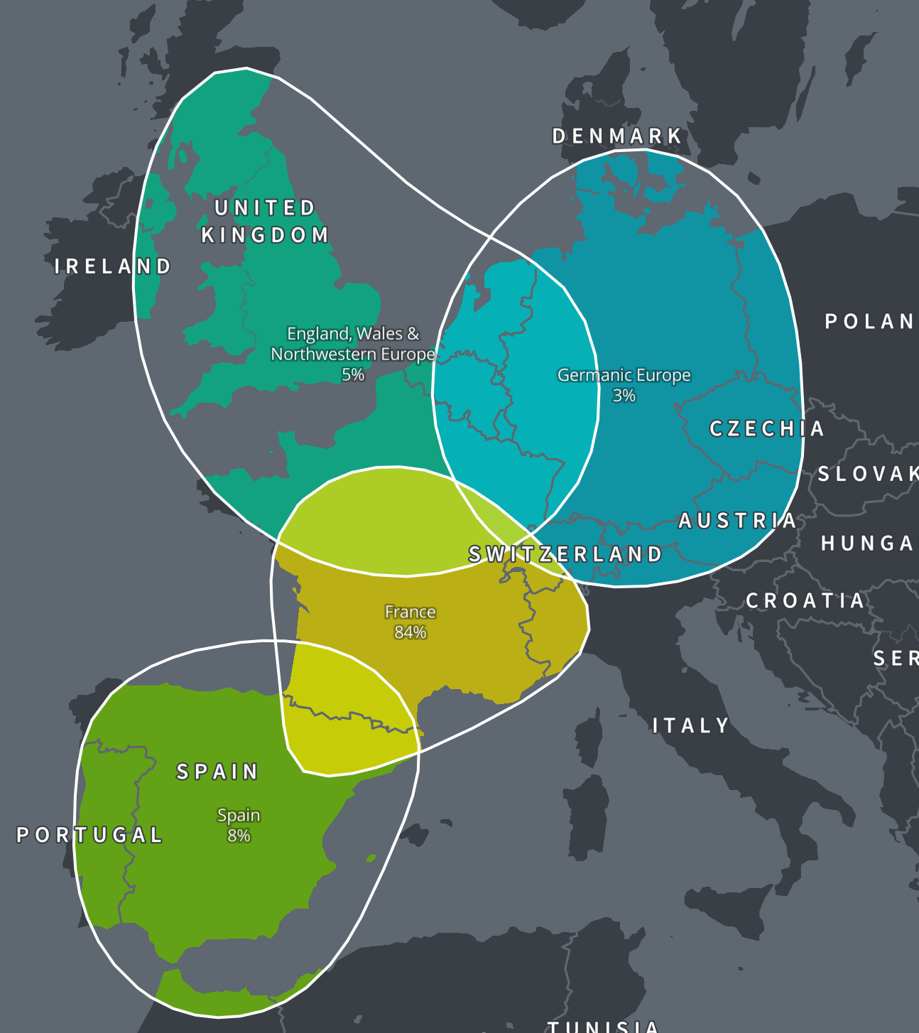 Major Enhancement to AncestryDNA's Ethnicity Estimates – The ... on city map of germany, income map of germany, religious map of germany, industry map of germany, geography map of germany, europe map of germany, country map of germany, wealth map of germany, world map of germany, education map of germany, language map of germany, state map of germany, color map of germany,