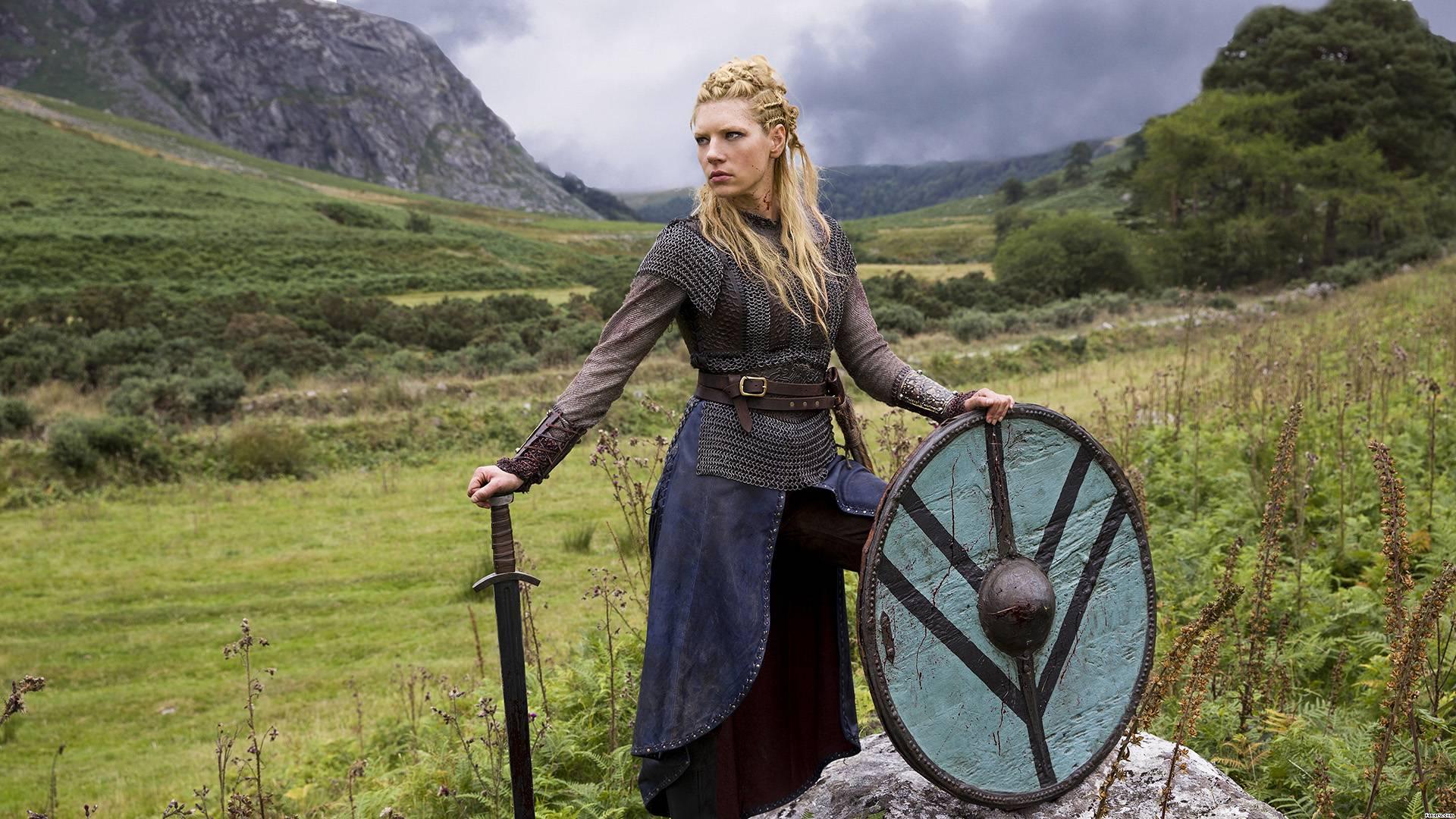 warrior vikings Katheryn winnick