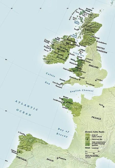 an analysis of interesting facts about galicia in northwestern part of spain Places in spain - galicia, region of spain - see also barbanza galicia is unlike anywhere else in spain and is best described as similar to ireland or cornwall.