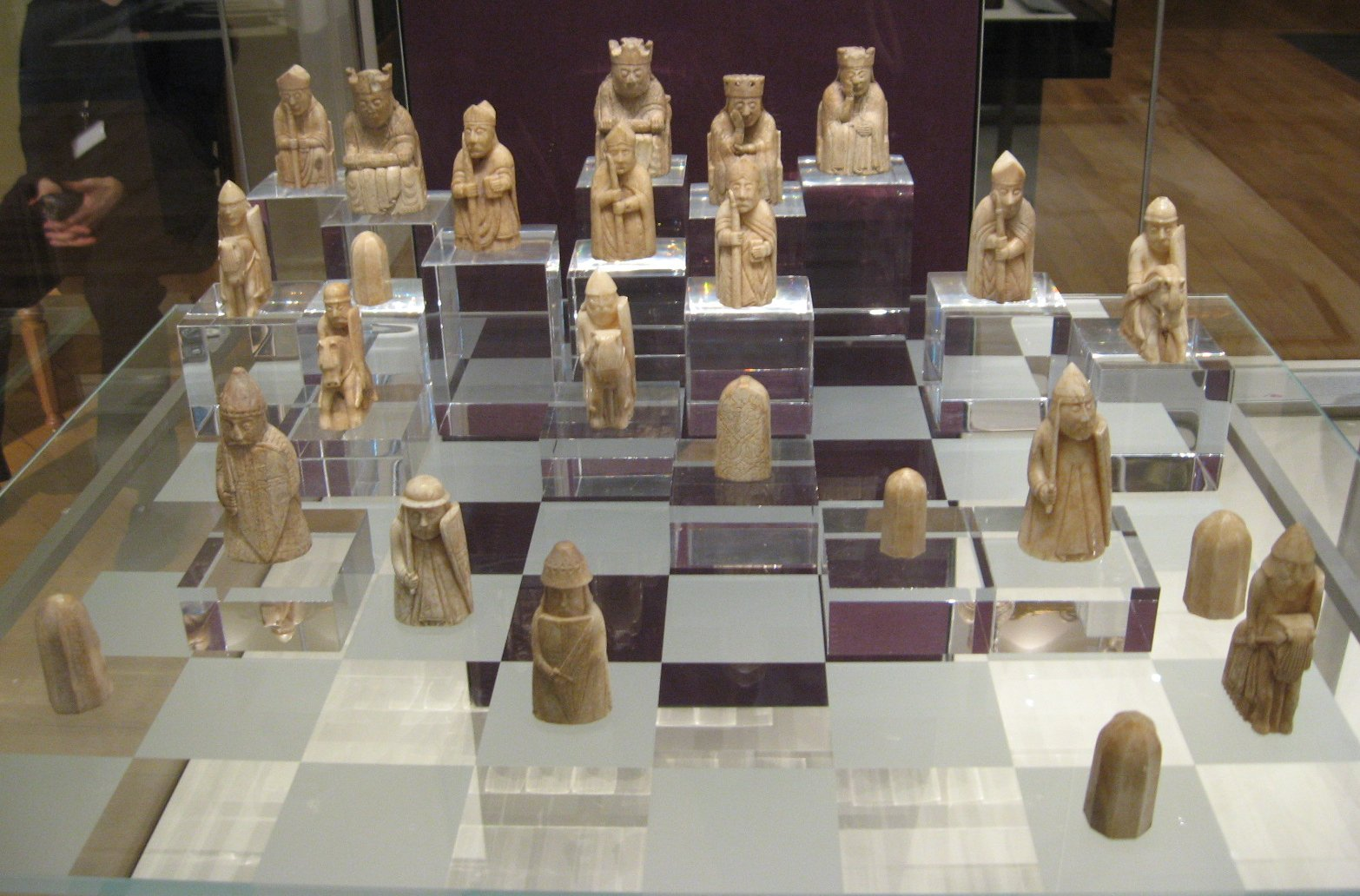 The mystery behind the lewis chessmen a possible icelandic origin - Lewis chessmen set ...